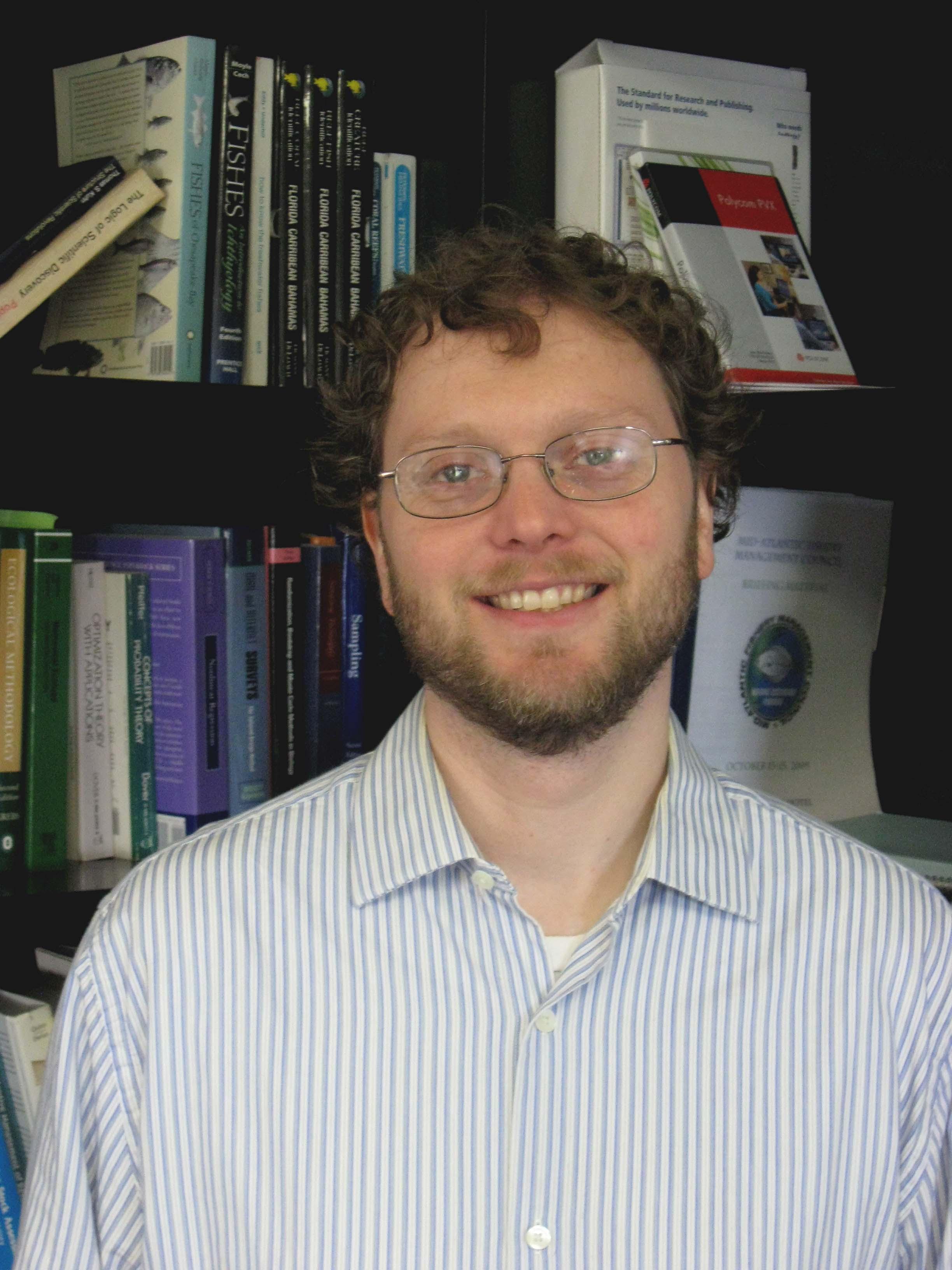 Photo of Michael Wilberg