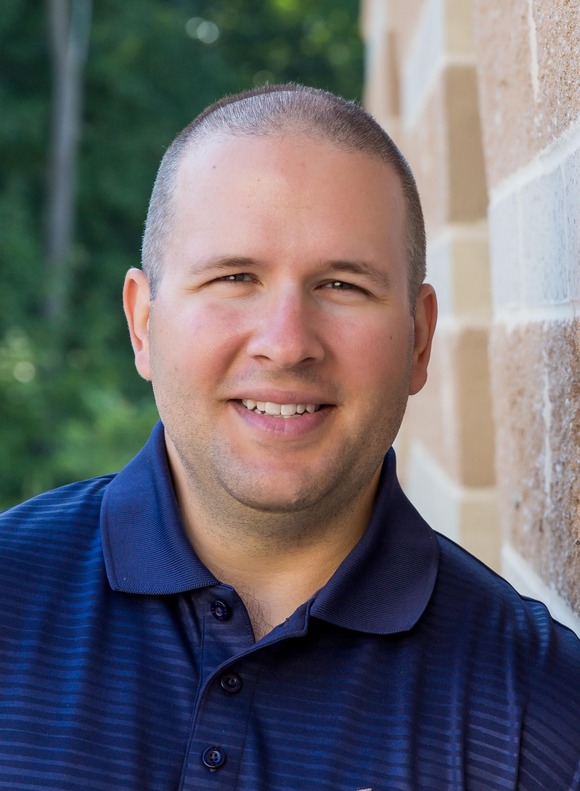 Headshot of Dr. Dan Filer